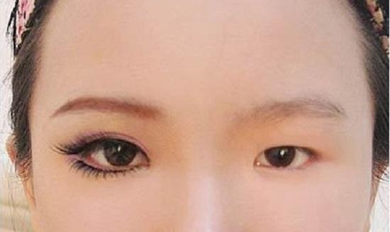 Trang điểm để cải thiện mắt to mắt nhỏ