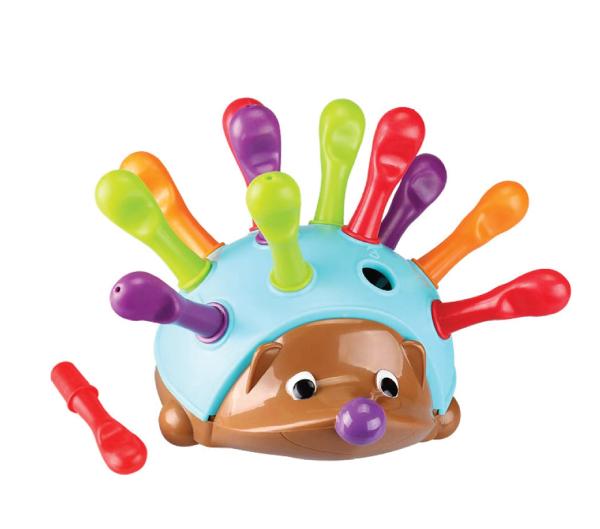 Đồ chơi phân việt màu sắc cho bé 2 tuổi