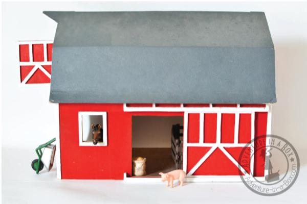 Ngôi nhà sau khi được sơn